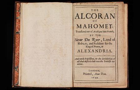 Alacorà era el llibre segrat