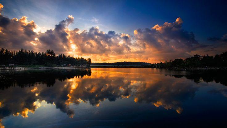 symmetry photography landscape - Google Search