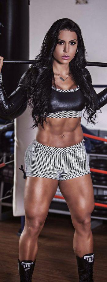 Gracyanne Barbosa #fitness #motivation