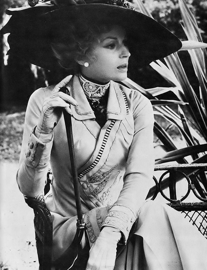 "Silvana Mangano in ""Death in Venice"" by Luchino Visconti, 1971."