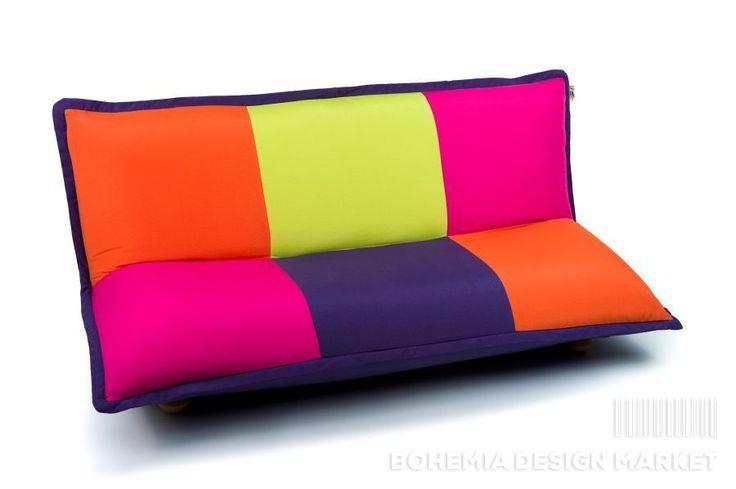 >>Kid´s sofa - by Lusito<< Enjoy Uniqueness & Quality of Czech Design http://en.bohemia-design-market.com/designer/lusito