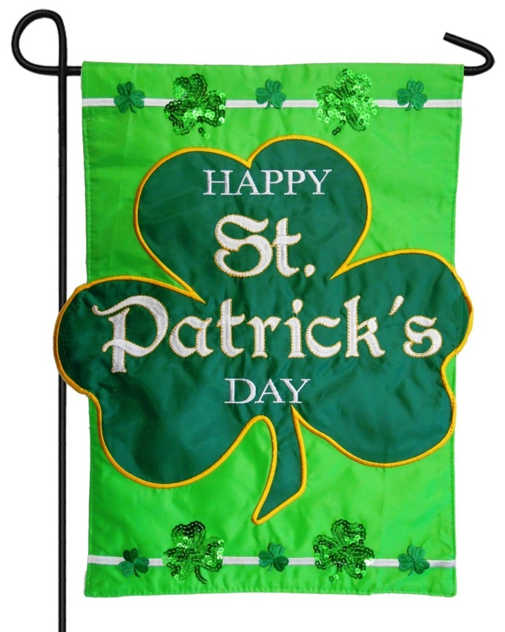 st patrick's day flags sale