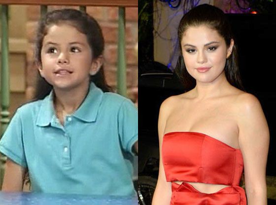 Flashback! 11-Year-Old Selena Gomez Sings With Barney in Never-Before-Seen Video: Watch!  Selena Gomez, Barney