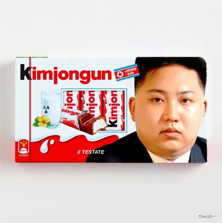 Nuove barrette Kimjongun!