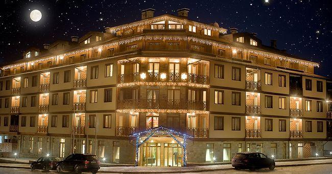 Τα καλύτερα Mountain Resorts & Spa της Ελλάδας