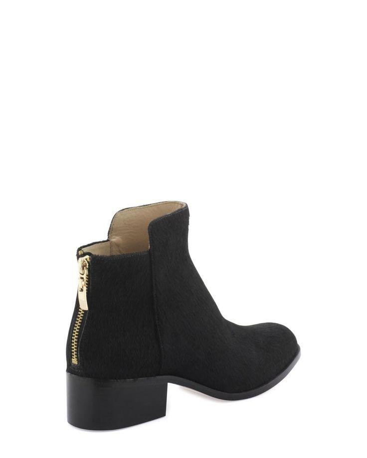 Boots détail noeud - La Redoute Collections - CamelLa Redoute Collections DPLOSDYA