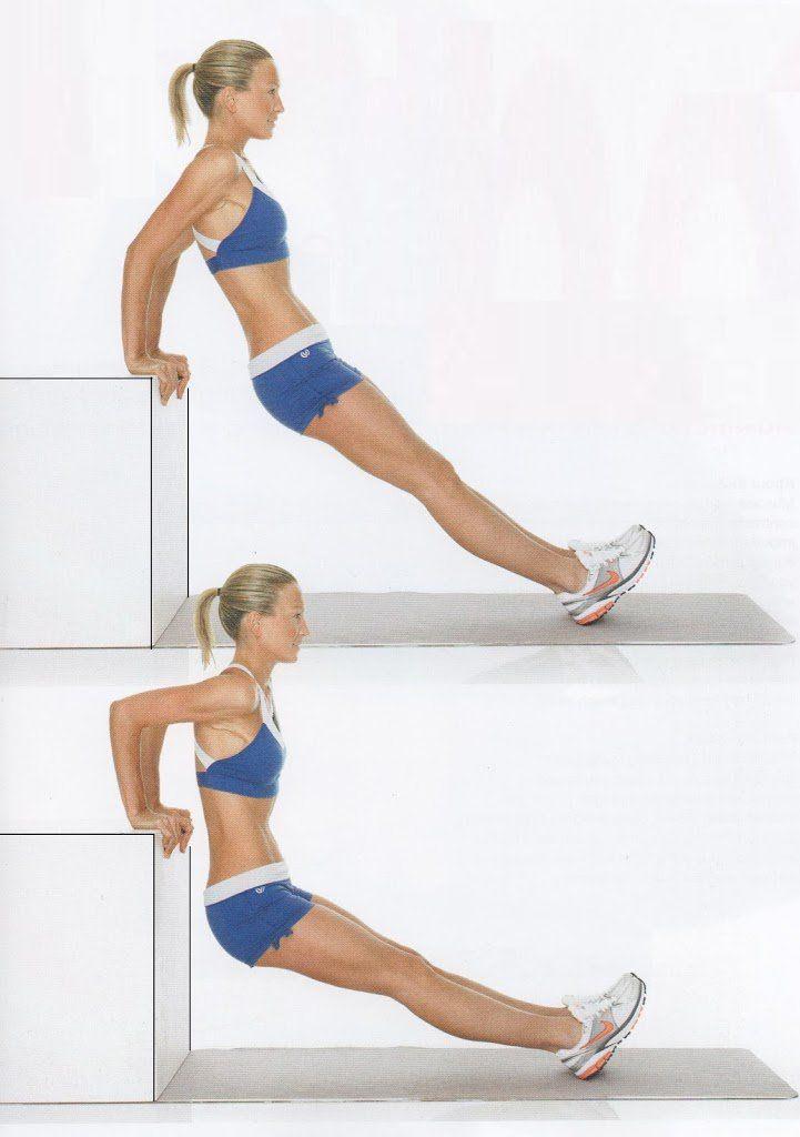 Conoce los más efectivos ejercicio para vencer la flacidez de los brazos y las rutinas más acordes a reducir la grasa o la gordura en los brazos por exceso
