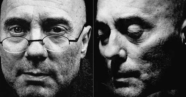 """Portraits - Heiner Schmitz, age 52 - """"Journalist Beate Lakotta and photographer Walter Schels asked 24 terminally ill people if they could accompany them during their last weeks and days. From these vigils came a series of insightful descriptions and photographic portraits taken before and after death."""""""