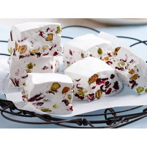 Pistachio and cranberry nougat recipe - By Woman's Day