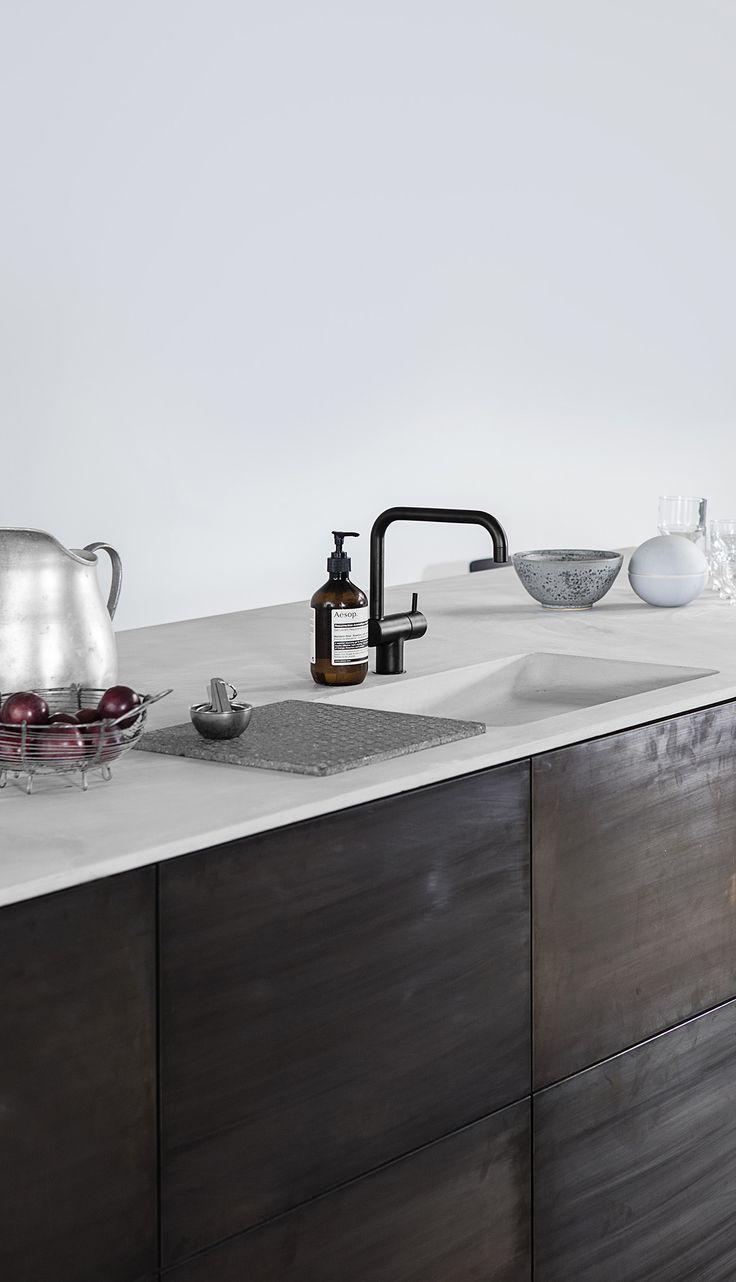 Ideen für mobile kücheneinrichtungen  besten kitchens bilder auf pinterest
