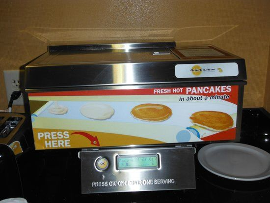 pancake machine