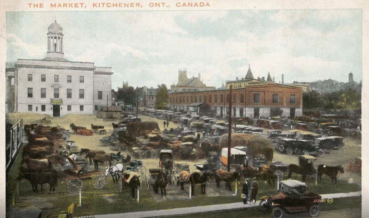Kitchener Market