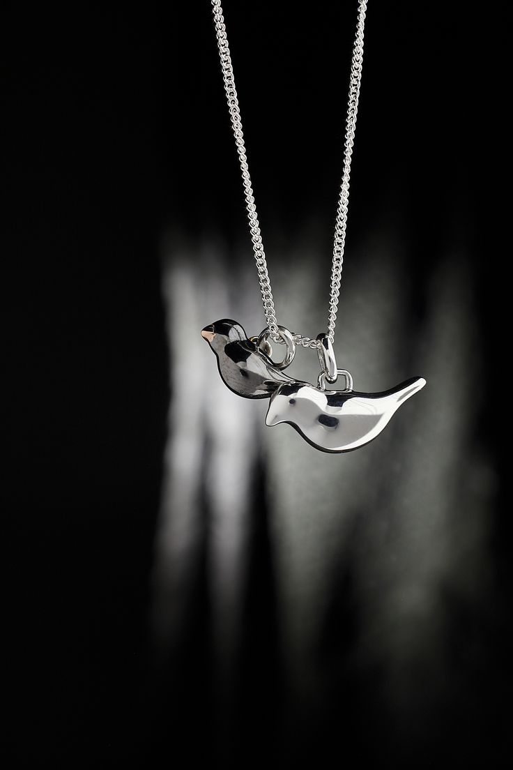 The Little Bird Collection #johnrochastore #johnrocha #london #jewellery #silver #bird #fashion #style #rhodium