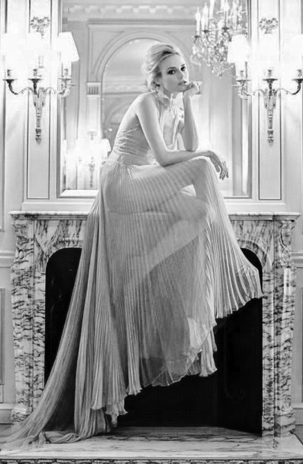 Woman of effortless elegance -- Diane Kruger