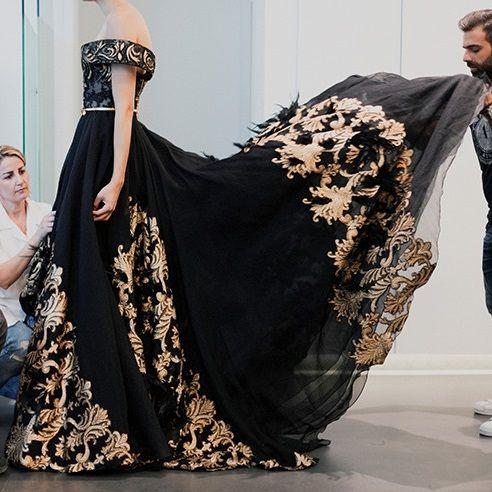 Tony Ward couture Fall 2016