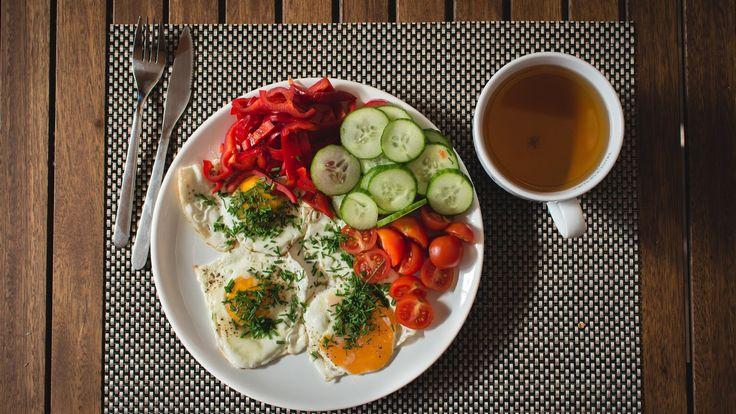 nice Tasty Breakfast