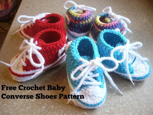 How stylish are these baby converse shoes? I actually found these shoes on Pinterest, but didn't...