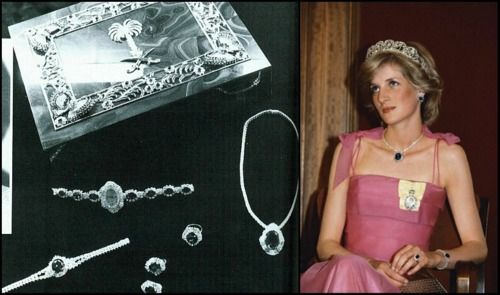 90 best images about princess diana jewelry on pinterest for Princess diana jewelry box