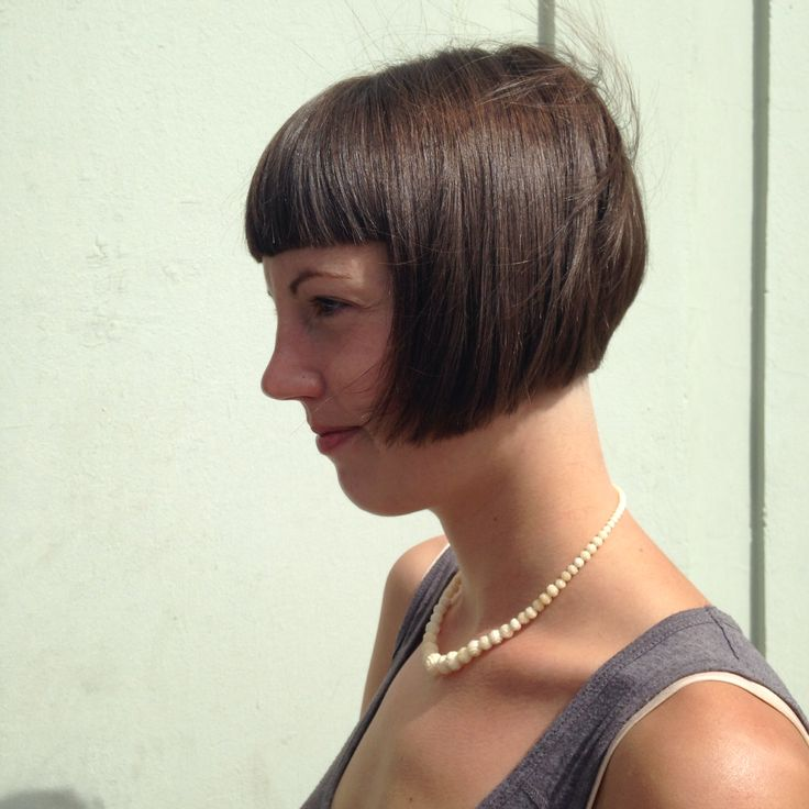Classic Retro Bob Is A Romantic Look Idol Hair