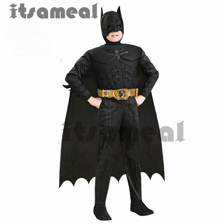 Batman fancy dress costume cheap