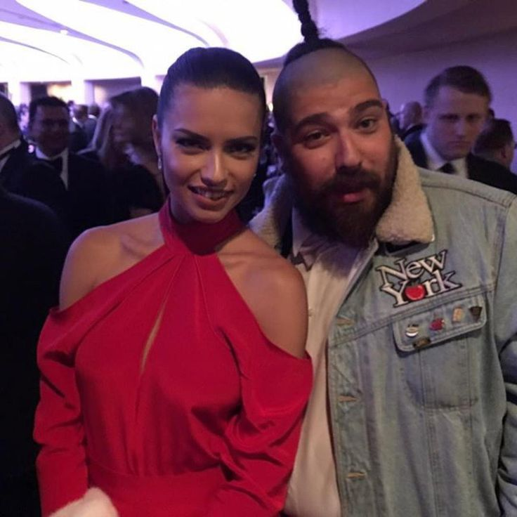 Even social media sensation The Fat Jew made it to the annual dinner as supermodel Adriana Lima snapped a photo with him during the star-studded event on April 30, 2016.
