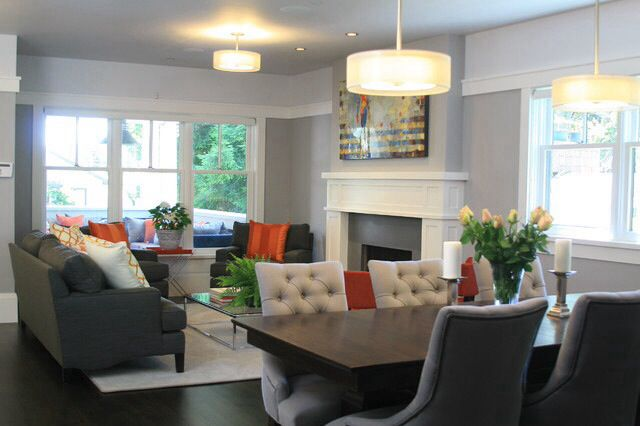 living dining room ideas for the home pinterest
