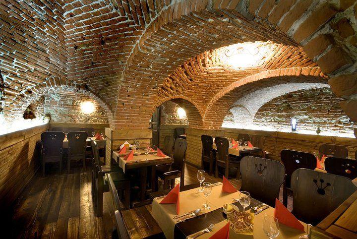 Sergiana Restaurant - Brasov Romania