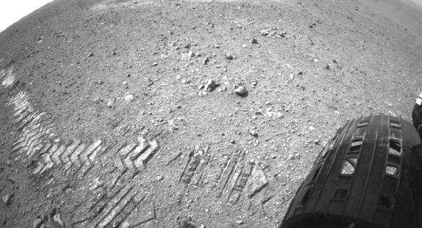 O jipe-sonda Curiosity pode ter levado vida microbiana até Marte, de acordo com a NASA » OVNI Hoje!