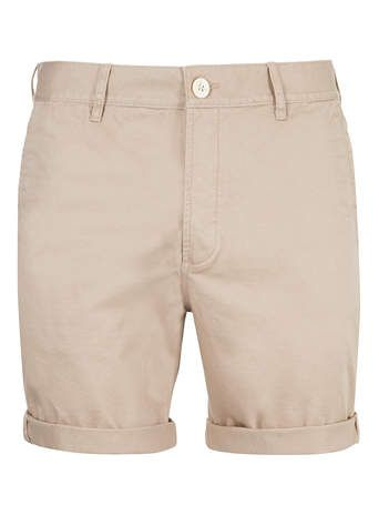 Stone Chino Shorts - Men's Shorts  - Clothing