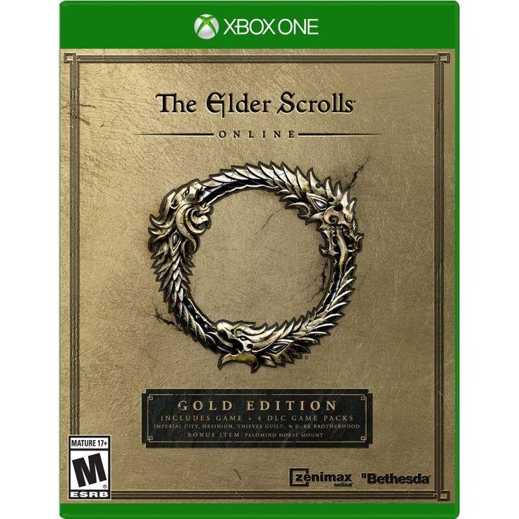 The Elder Scrolls Online: Gold Edition - Xbox One, Elogstx1pena