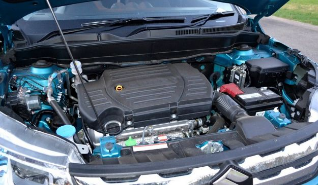 2017 Suzuki Grand Vitara Engine