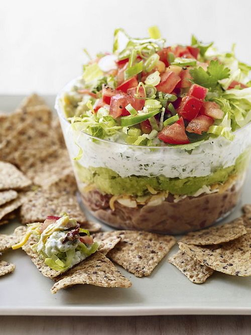 Layer Dip Recipe Food Network