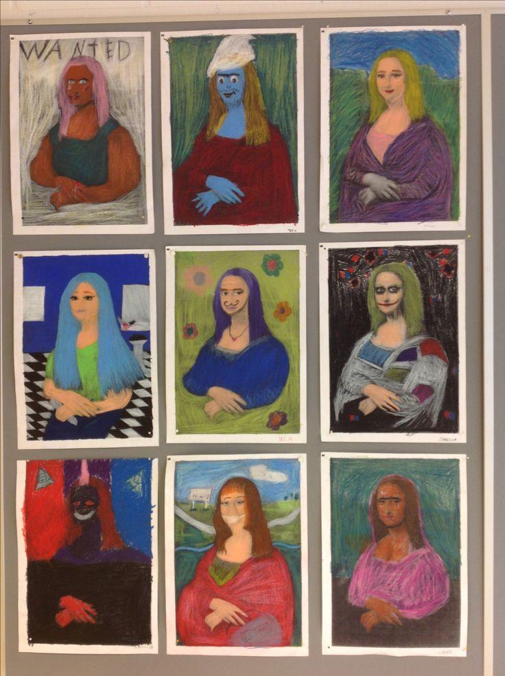 Tuunatut Mona Lisat