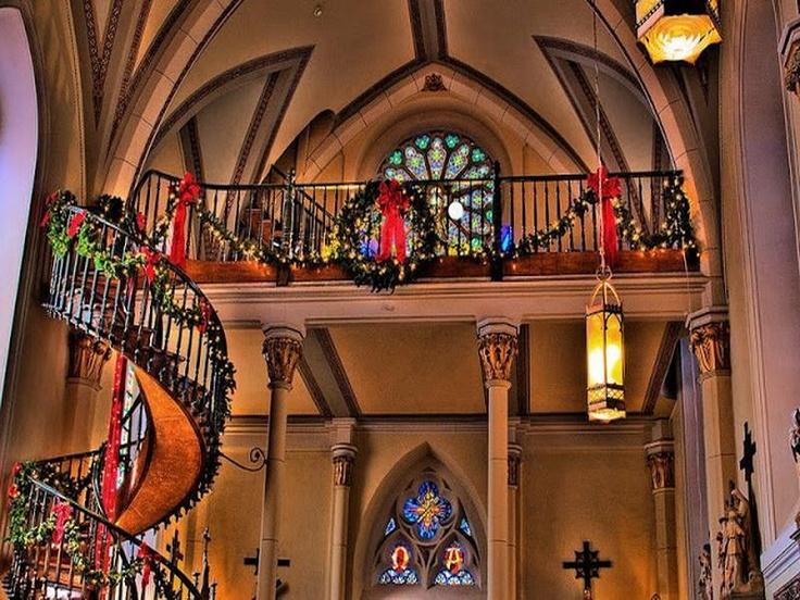 Best Loretto Chapel Staircase Christmas Decoration Jpg 800×600 400 x 300