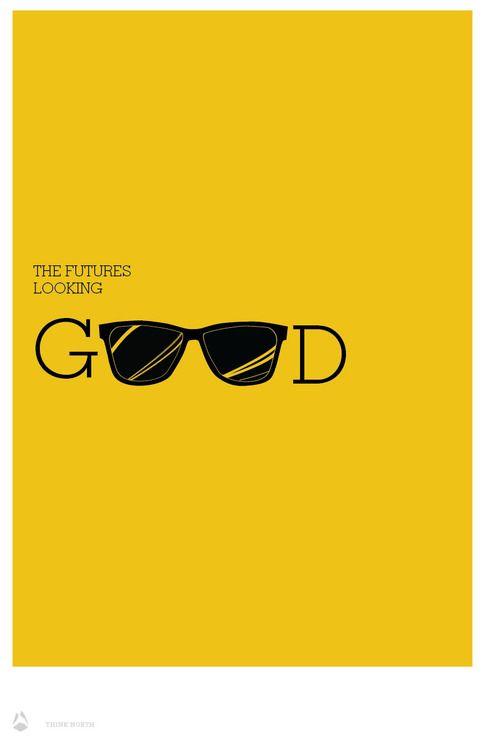 0ffbc57c14b6 The future s looking good via Think North.  keen  sunglasses  recess ...