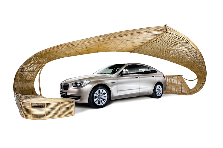 http://www.behance.net/gallery/BMW-Rattan-installation/613577