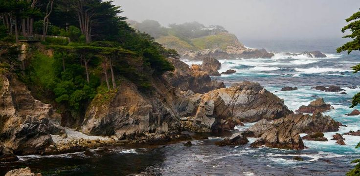 Carmel-by-the-Sea, California  Aside from its obvious oceanfront beauty and storybook cottages, this town is famous for its many quirks, including a ban on wearing high heels without a permit. Sure  | The 12 Cutest Small Towns In America