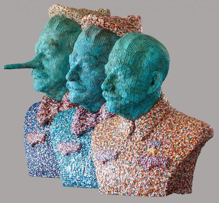 Biennale di venezia: Sam Havadtoy presenta sette opere inedite