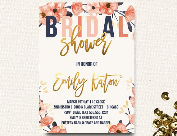 Hey, I Found This Really Awesome Etsy Listing At Https://www. Office DepotBridal  Shower InvitationsBoho ...
