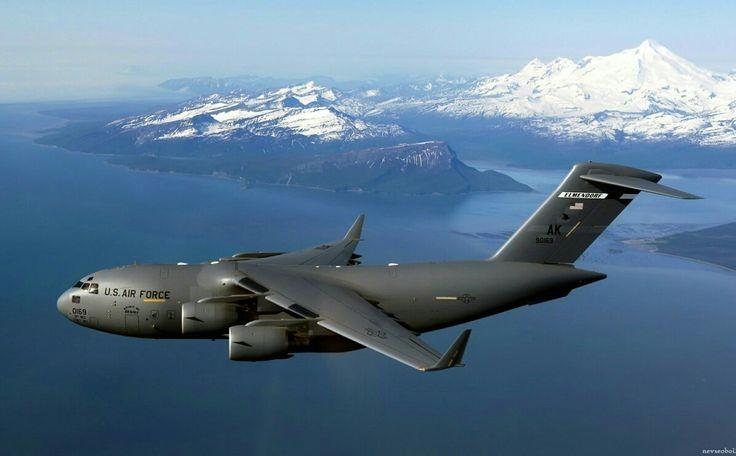 """Boeing C-17 """"Globemaster III"""""""