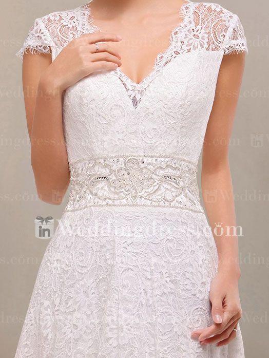 92 besten Hochzeitskleid Bilder auf Pinterest | Hochzeitskleider ...