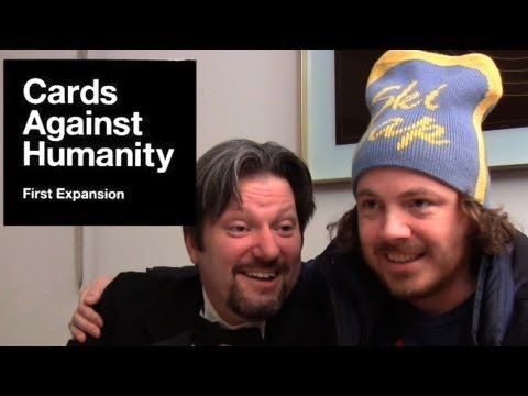 Cards Against Humanity - Beer and Board Games - YouTube I died