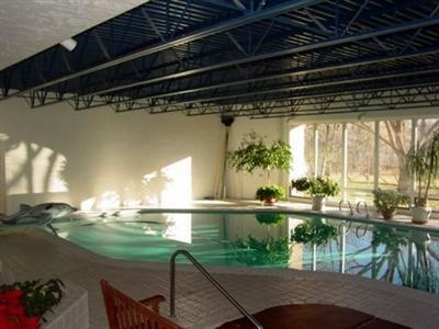 Fabulous View From This Indoor Pool Home For Sale New Mexico Albuquerque Area Real Estate Back