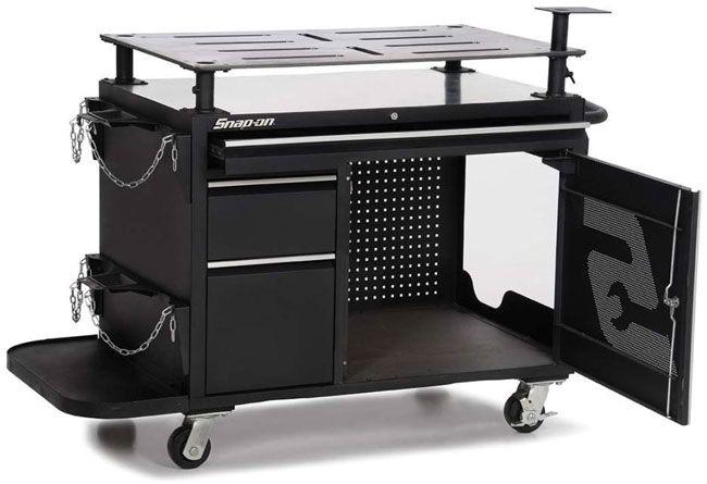 Show details for Welding Cart