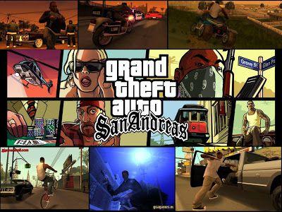 Kode Cheat GTA San Andreas PC Lengkap