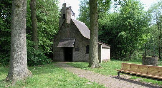 Maria kapel udenhout: Oude Foto S, Kapel Udenhout, Tilburg Area