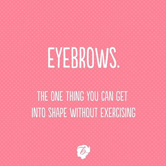 Best 25 Eyebrow Quotes Ideas On Pinterest Eyebrow Salon