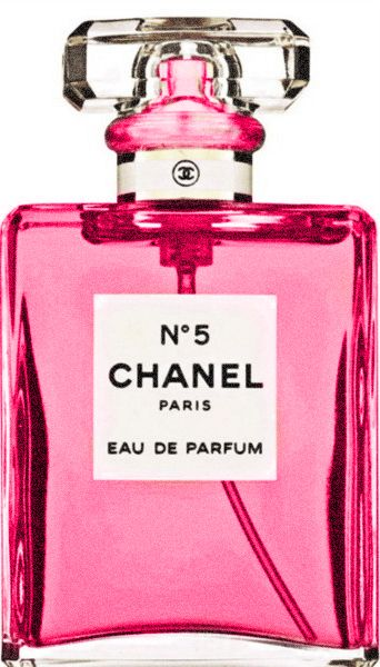 Chanel No5, painting inspiration x