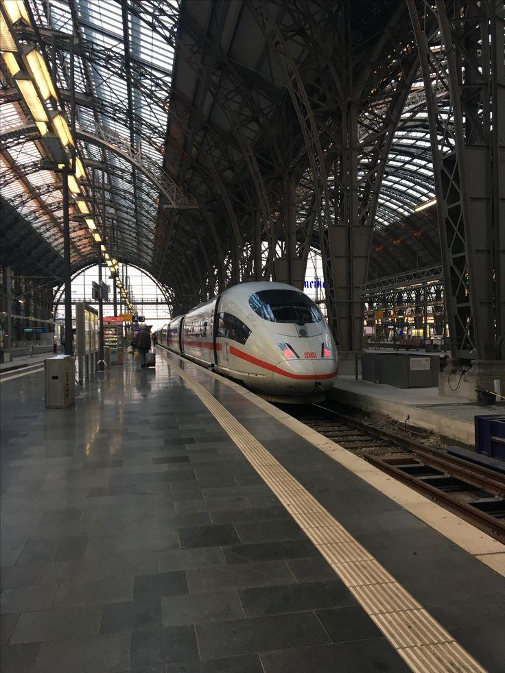 Berlin Frankfurt Train