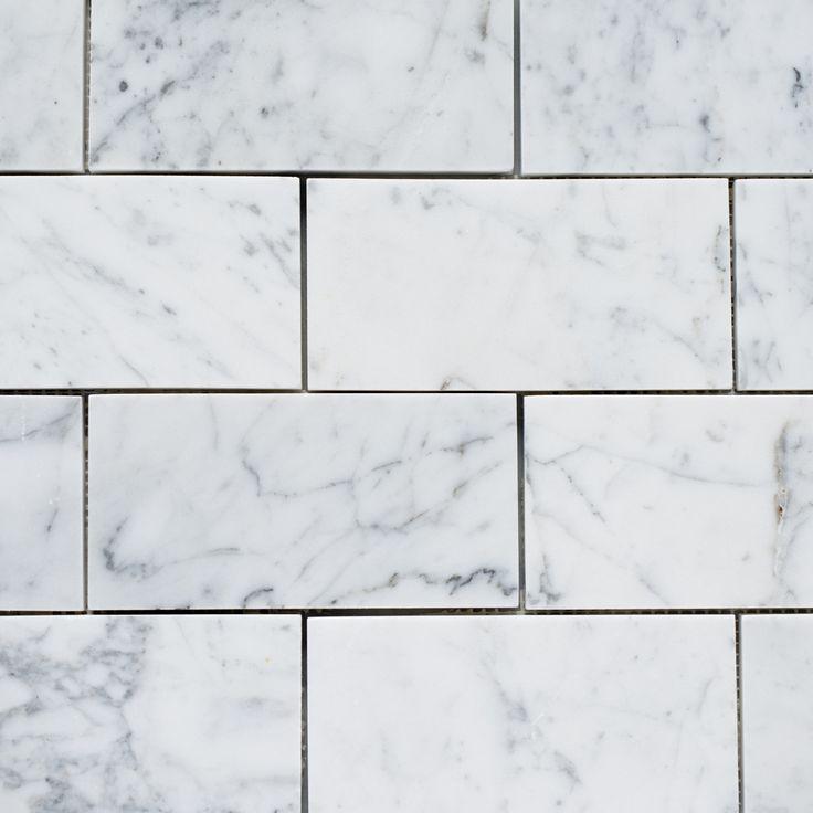 Designer Marble   Carrara Subway